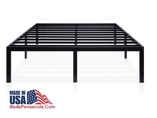 Metal Platform Bed Frame 14