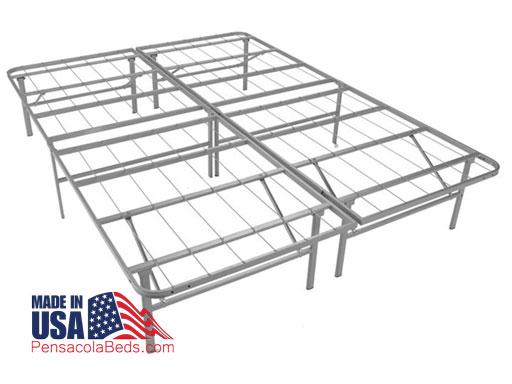 Premium Platform Bed Base Queen size by Mantua