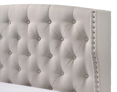 Upholstered Bed RM70 in store