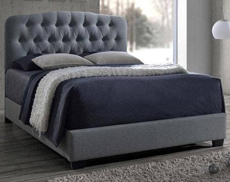 Upholstered Platform Bed TA70
