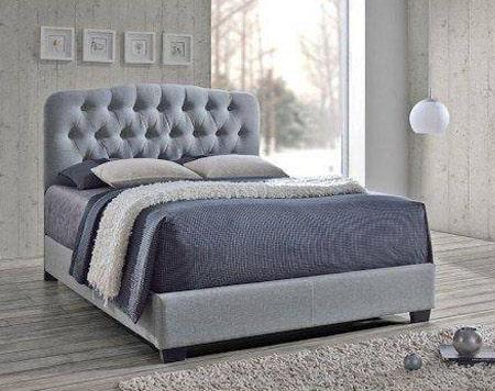 TA70 Upholstered Platform Bed