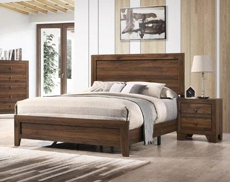 Wood Bed Lemn70 in Pensacola Fl