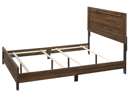 Style Wood Bed - Wood bed