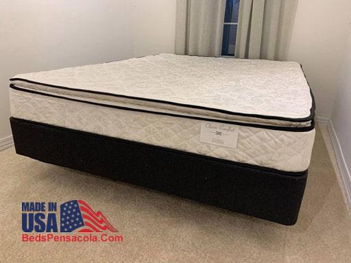 Pillow top mattress Comfort