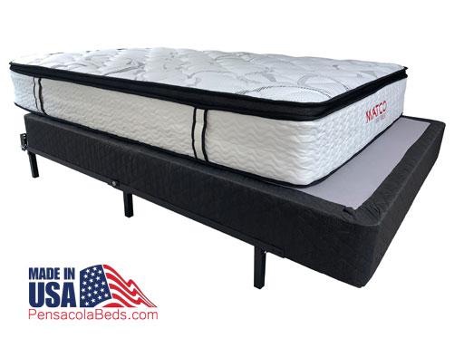 Hybrid mattress 13 inches
