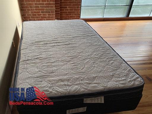 Gel queen size mattress e100