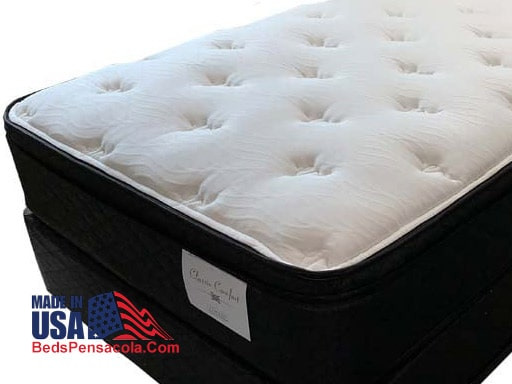 Twin Twin size Cobble Hill Pillow top