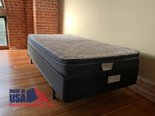 Twin mattress e100 model